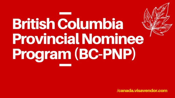 British Columbia Provincial Nominee Program (BC-PNP)