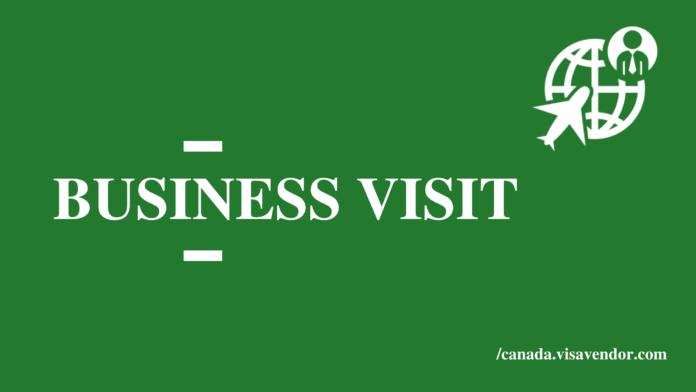 Business Visit