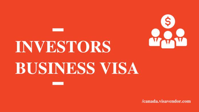 Investors Business Visa