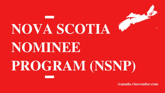 Nova Scotia Nominee Program (NSNP)