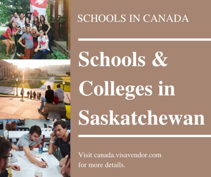Schools and Colleges in Saskatchewan