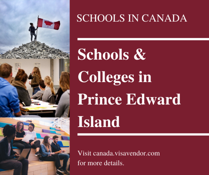 Schools and Colleges in Prince Edward Island