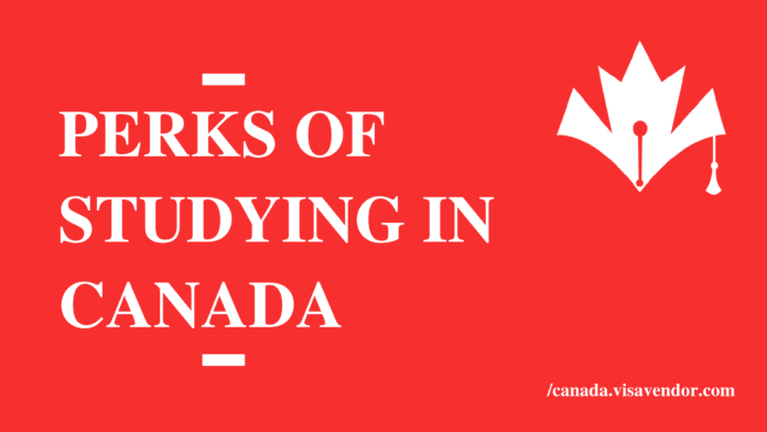 Perks of Studying in Canada