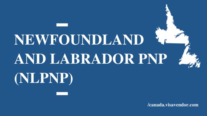 Newfoundland and Labrador PNP (NLPNP)