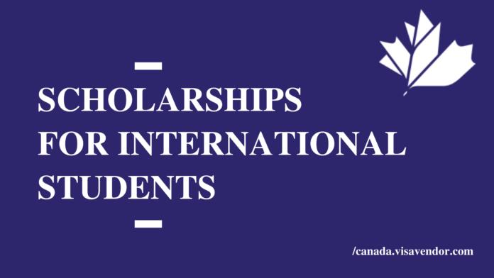 Scholarships for International Students