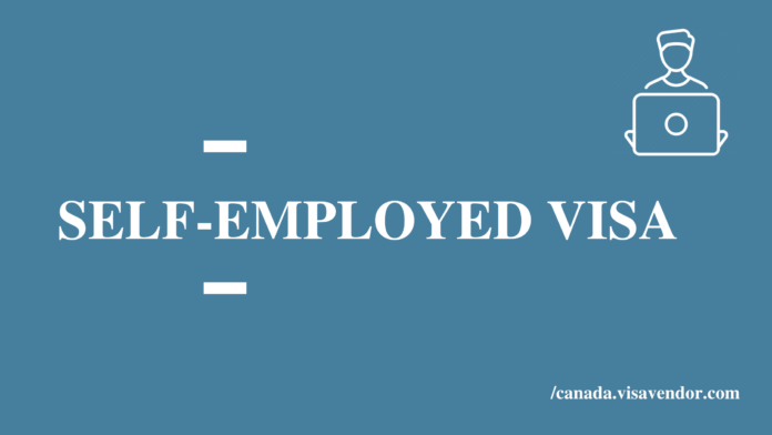 Self-Employed Visa