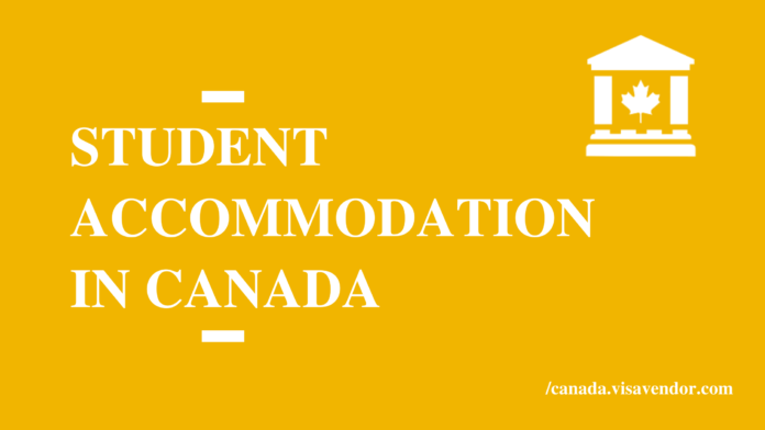 Student Accommodation in Canada