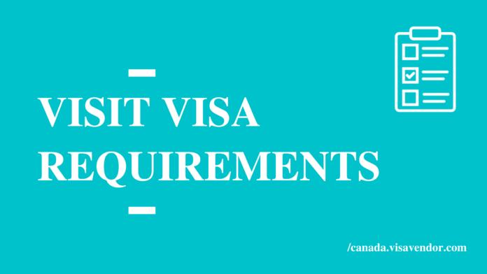 Visit Visa Requirements