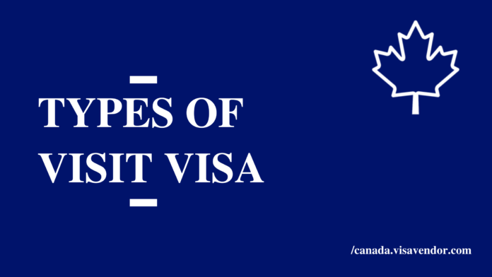 Visit Visa Types