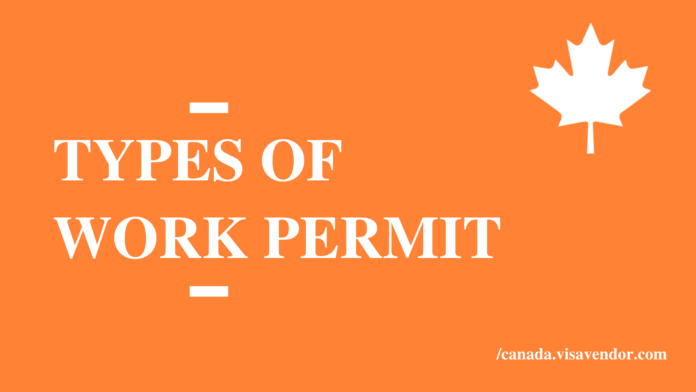 Work Permit Types