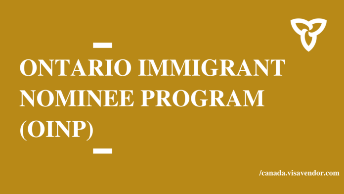 Immigration To Ontario